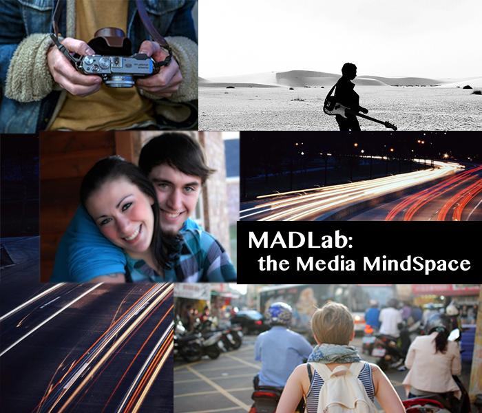 MADLab: the media mindspace